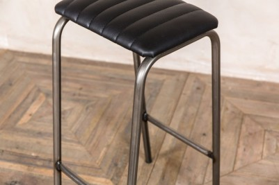 upholstered lab stool