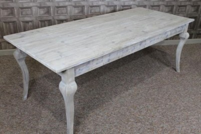 limed pine kitchen table