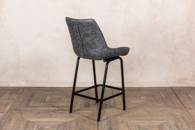 metal frame stool