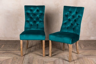 french style velvet dining chairs
