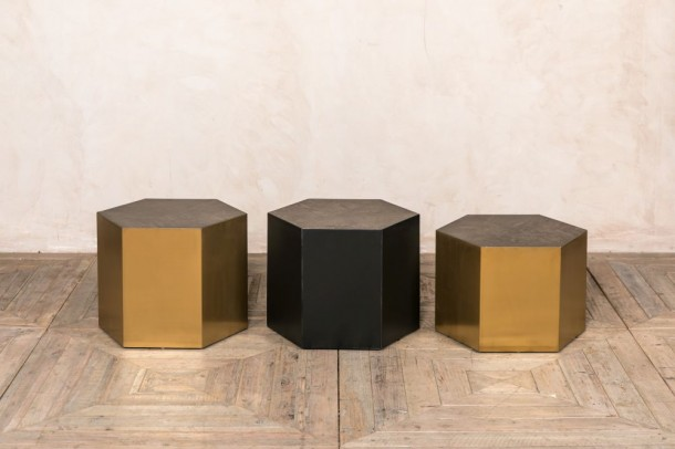 Hexagon Coffee Table Range