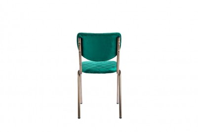 jade green restaurant chair