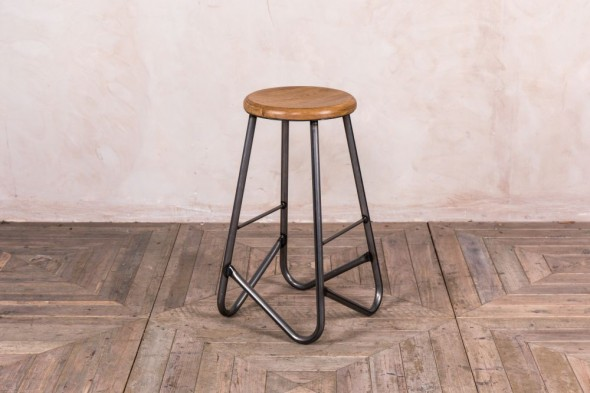 Metal Breakfast Bar Stools