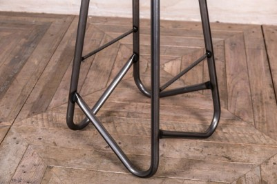 gunmetal bar stools