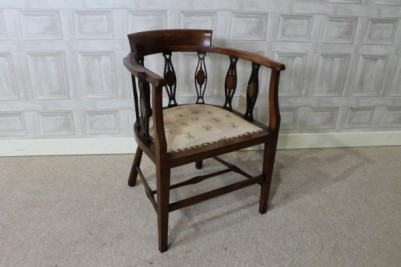 edwardian ladies chair
