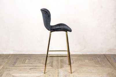 restaurant bar stool black