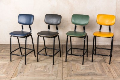 breakfast bar height stools