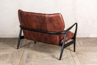 mid century inspired sofa