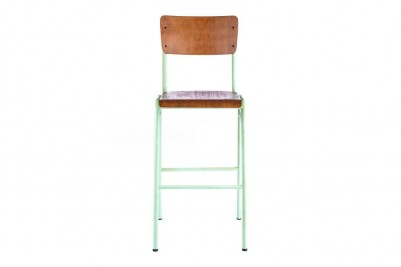 pale green luxor bar stool