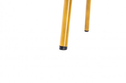 yellow legs luxor stool