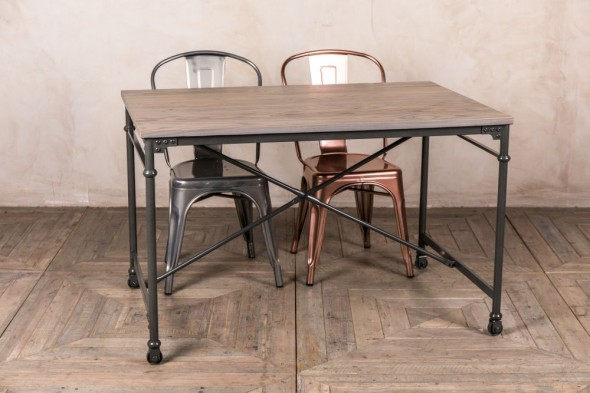 Metal Pipe Table Range