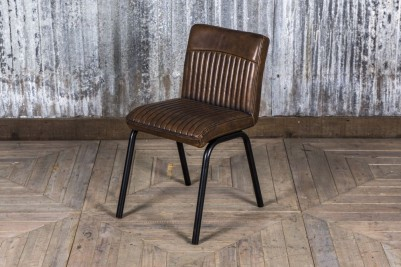 Industrial Style Dining Chairs Peppermill Interiors