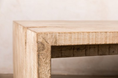 contemporary pine table