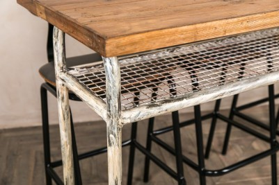 rectangle bar table