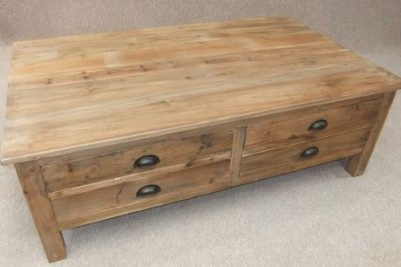 Coffee Table - 8 Drawer