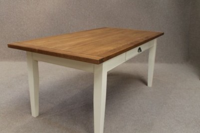 French farmhouse oak table