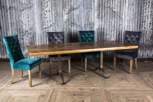Ogden Reclaimed Maple Dining Table