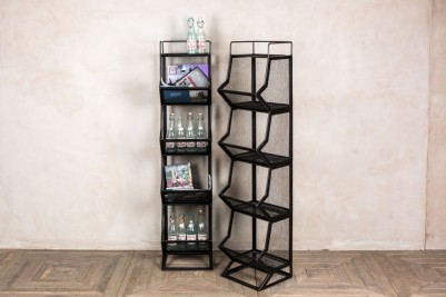 tall storage rack