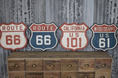 Sign collection america