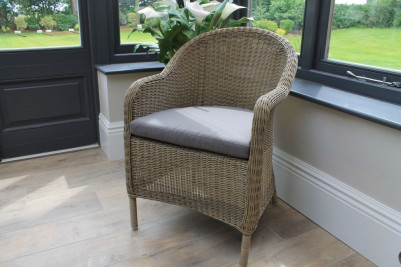 rattan weave chairs
