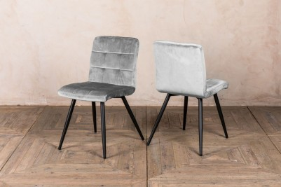 cool grey chairs