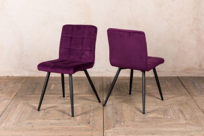 mulberry dining chairs