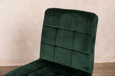 pine green chair