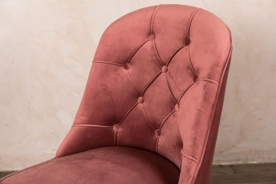 pink pisa chair