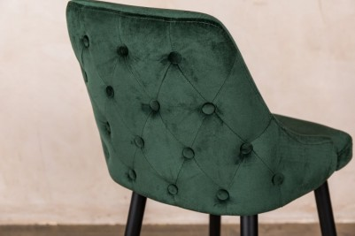 pine green bar stool