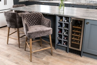 Rouen Bar Stools with Arms