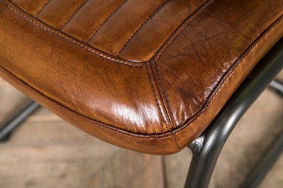 stitched dining chair