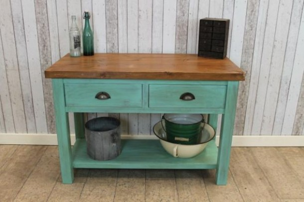 Handmade Toolmakers Sideboard