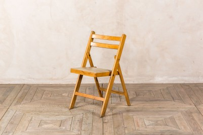 vintage folding dining chairs