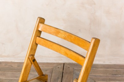 wooden foldable dining chairs