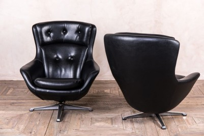 vintage 1960s swivel chairs