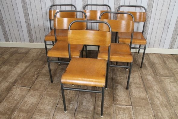 Chipping Norton Stacking Cafe Chairs