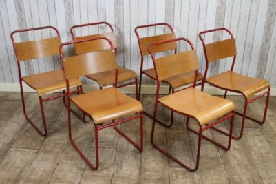 remploy stacking chairs