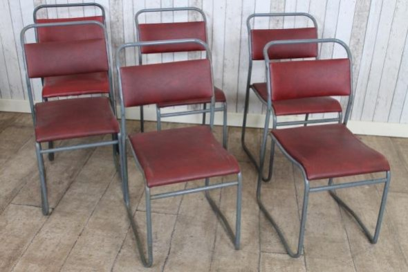 St. Albans Vintage Chairs