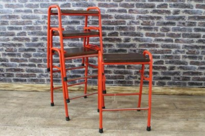 industrial stacking stools