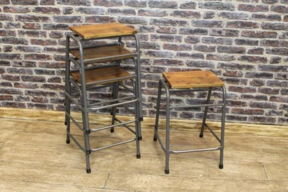 Remploy Vintage Stools