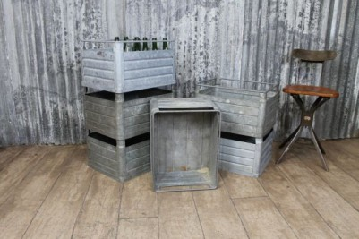 industrial beer crates