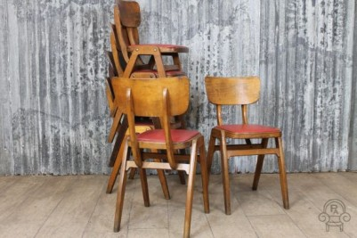 Wooden Stacking Chairs