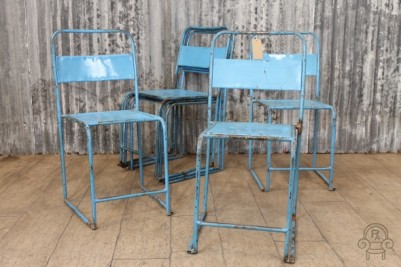 SC410 Blue metal stacking chairs2.jpg