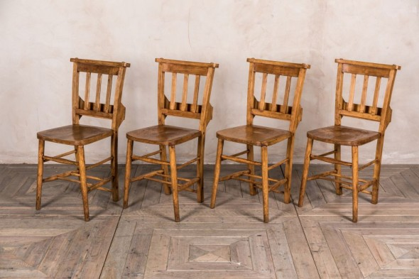 Old Chapel Chairs