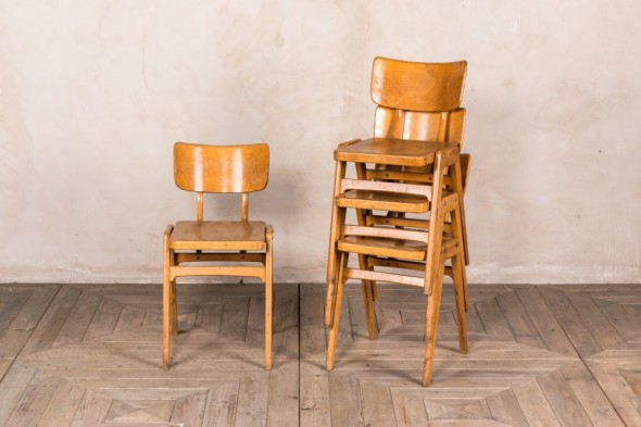 Stackable Kitchen Chairs