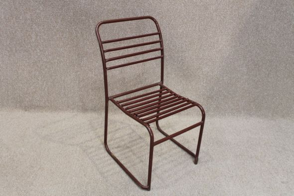 Stacking Chair - Cardiff Rubber Slats
