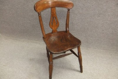 Victorian kitchen chairs