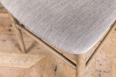 linen seat pad dining chair