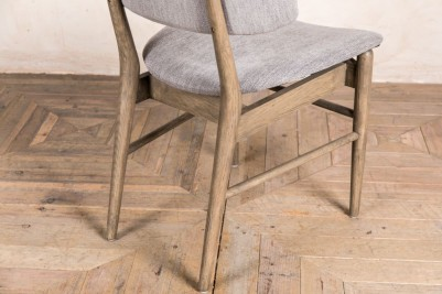 oak legged sicily chair