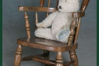 traditional child's chair